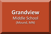 Grandview Middle School, Mound, MN