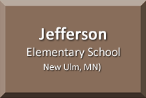 Jefferson Elementary, New Ulm, MN