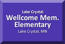 Lake Crystal Wellcome Memorial Elementary, Lake Crystal, MN