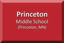 Princeton Middle School, Princeton, MN