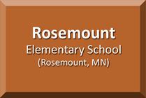 Rosemount Elementary , Rosemount, MN