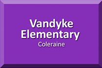 Vandyke Elementary School, St. Paul, MN