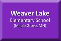 Weaver Lake Elementary School, Maple Grove, MN